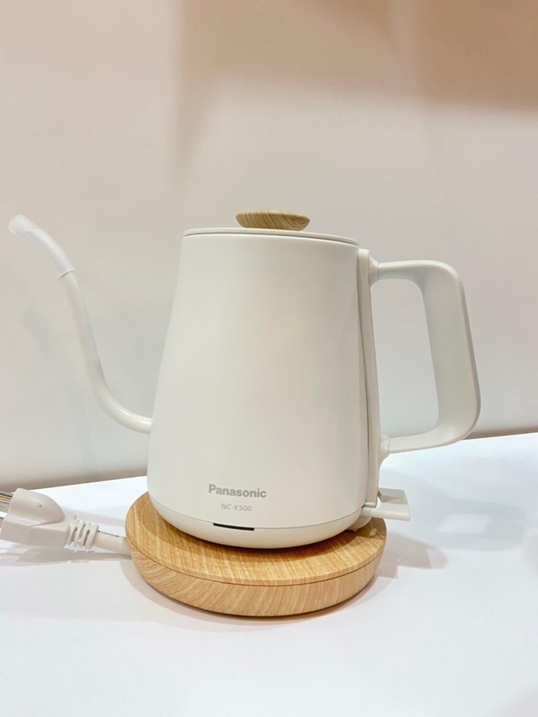 Panasonic 國際牌【文青手沖】NC-K500 咖啡手沖壺 細口壺