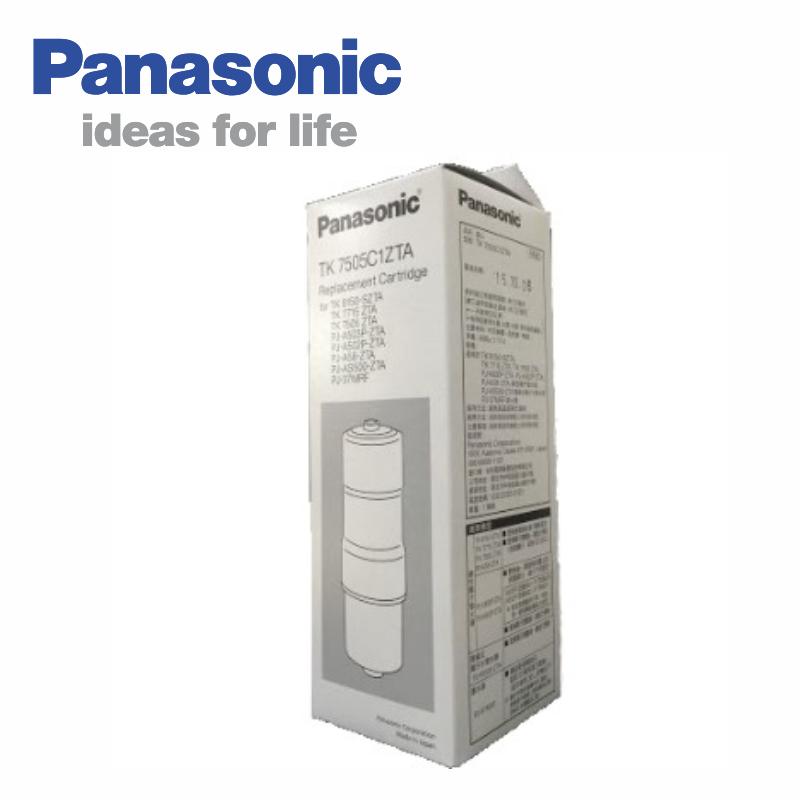 Panasonic 國際 TK7505C1ZTA 濾心(耗材) 適用機型:TK-7505