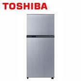 TOSHIBA 東芝 GR-M25TBZ-S 186L 二門電冰箱典雅銀