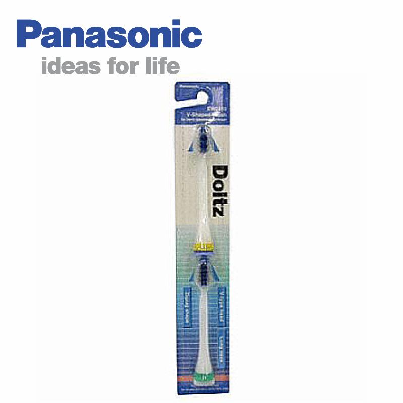 Panasonic 國際牌 EW0910P 電動刷牙刷頭 (EW-1011 / EW-1013專用)