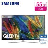 Samsung 三星 QA55Q7FAMWXZW 55吋 Q7F系列HDR平面QLED 量子電視