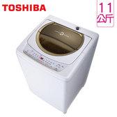 TOSHIBA 東芝 AW-B1291G(WD) 11KG 直立式單槽洗衣機
