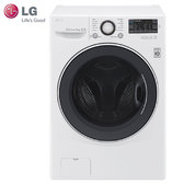 LG 樂金 F2514NTGW 14KG 滾筒式洗衣機6 Motion DD直驅變頻 洗脫(炫麗白)