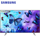 Samsung 三星 QA65Q6FNAWXZW 電視 65吋 金屬量子點顯色 HDR 10+