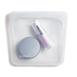 美國 Stasher 方形矽膠密封袋 珍珠白