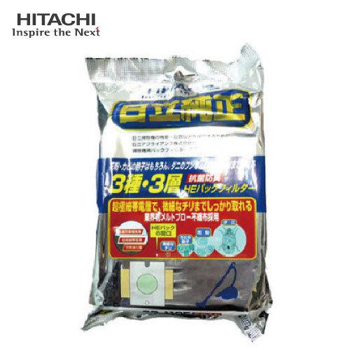 HITACHI 日立 GP110F 三合一高效集塵紙袋 5入