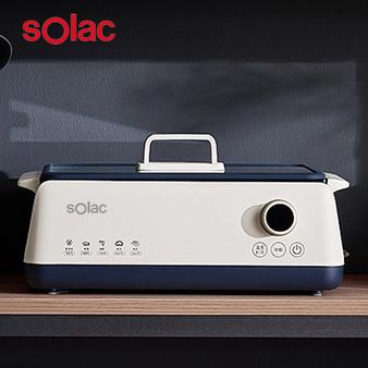 sOlac 多功能無煙烤盤 SSG-019W