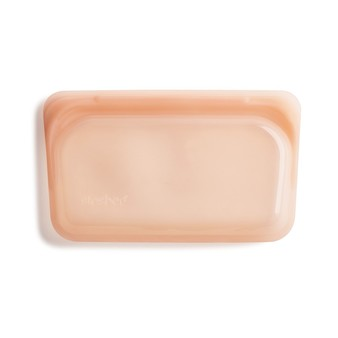 美國 Stasher 長形矽膠密封袋 STMK27 (木瓜牛奶)