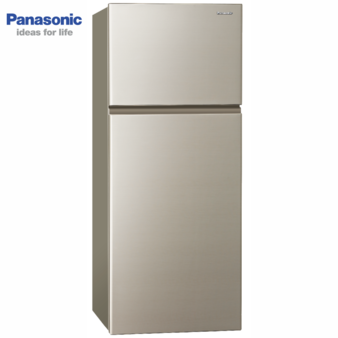 Panasonic 國際 NR-B239TV-R 232L 冰箱 亮彩金 變頻 新1級能源效率