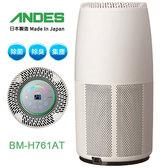 [防疫專案]日本 ANDES Bio Micron 空氣清淨機 BM-H761AT 分期零利率