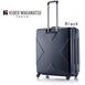 日本 Hideo Wakamatsu Megamax 極輕量26.5吋行李箱(黑)
