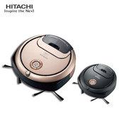 【仲夏時尚禮】HITACHI 日立 RVDX1T 金/黑 迷你丸吸塵機器人 minimaru 日製