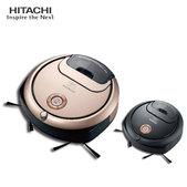 【仲夏時尚禮】HITACHI 日立 RV-DX1T 金/黑  迷你丸吸塵機器人 minimaru