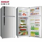 SANLUX 台灣三洋 SR-C533BV1 冰箱 533L 自動循環脫臭 冰溫保鮮室 急速強冷
