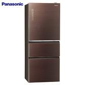 Panasonic 國際 NR-C500NHGS-T 冰箱 500L 三門 翡翠棕 變頻