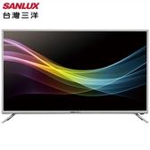 SANLUX 台灣三洋 SMT-K43LE5 電視 43吋 LED背光(附視訊盒)