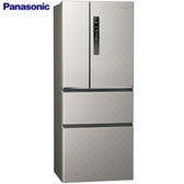 Panasonic 國際 NR-D500HV-S 冰箱 四門 500L 銀河灰 新1級能源效率