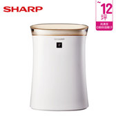 SHARP 夏普 FU-G50T-W自動除菌離子 空氣清淨機