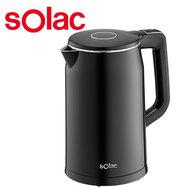 Solac 1.7L 智能溫控不鏽鋼快煮壺 SHB-K44BK