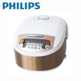 PHILIPS 飛利浦 6人份微電腦厚釜電子鍋 HD3034