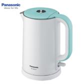 Panasonic 國際 NC-HKD121 電熱水壺 食品級304不鏽鋼 雙重隔熱設計