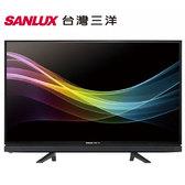 SANLUX 台灣三洋 SMT-43MA3 電視 43吋 LED背光(附視訊盒)
