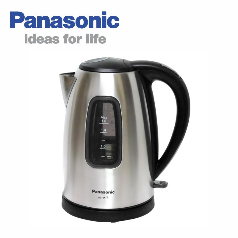 Panasonic國際牌 NC-SK1T 不鏽鋼電水壺 1.6公升