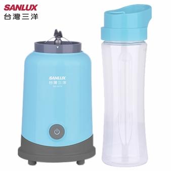 SANLUX 台灣三洋 SM-06TK 果汁機 Tritan材質 不含雙酚A