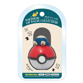 Pokémon 寶可夢 1st 潤唇波波 護唇膏 卡比獸 洋甘菊香味