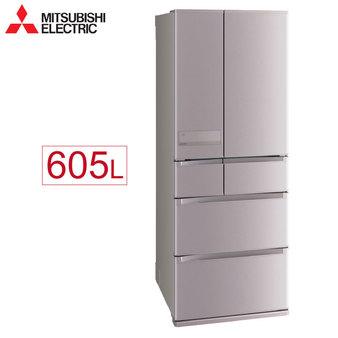 Mitsubishi 三菱 MR-JX61C-N-C 605L 冰箱 六門 變頻 日本原裝