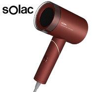 Solac 負離子生物陶瓷吹風機 幸運紅 HCL-501R