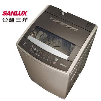 SANLUX 台灣三洋 ASW-110DVB 洗衣機 11kg 5道立體噴射水流 超音波洗淨