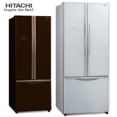 HITACHI 日立 RG470 電冰箱 483L 琉璃棕/琉璃瓷/琉璃白