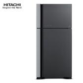 HITACHI 日立 RG599BGGR 冰箱 570L 琉璃灰 變頻雙扇冷藏庫 能源效率一級