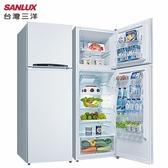 SANLUX 台灣三洋 SR-B250B3 冰箱 250L 多層冷流出風口 R600a環保新冷媒