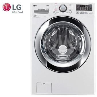 LG 樂金 WD-S18VBW 洗衣機 18kg WiFi 滾筒 TURBOWASH 勁速洗