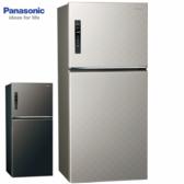 Panasonic 國際牌 NR-B659TV 650公升 雙門變頻無邊框冰箱
