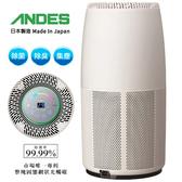 日本 ANDES Bio Micron 空氣清淨機 固態網狀光觸媒專利技術 BM-H771AT
