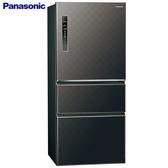 Panasonic 國際 NR-C610HV-K 冰箱 三門 610L 星空黑 新1級能源效率