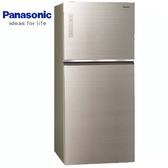 Panasonic 國際NR-B659TG ECONAVI 智慧節能 650L 無邊框玻冰箱