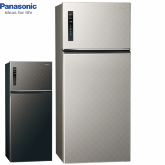 Panasonic 國際 NR-B589TV 579公升雙門變頻無邊框冰箱