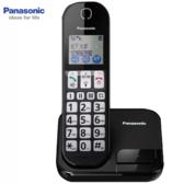 Panasonic 國際 KX-TGE110TWB 數位無線電話(大螢幕大按鍵)