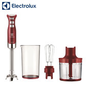 Electrolux 伊萊克斯 ESTM6400R 攪拌棒 手持式 9段速設計(送職人食譜DVD)