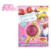 Sailor Moon 美少女戰士 第六代變身杖護唇膏 月光公主神杖保濕唇膏-花漾紅