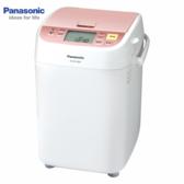 Panasonic 國際 SD-BH1000T 1斤 製麵包機 20道內建食譜 粉色