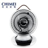CHIMEI 奇美 DF-10A0CD 電風扇 10吋 12段風速 3D立體擺頭 循環扇