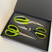 NINORIVA 義大利品牌 料理幫手 切碎剪刀 / 骨邊剪刀 / 廚房剪刀
