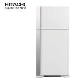 HITACHI 日立 RG599BGPW 冰箱 570L 琉璃白 變頻雙扇冷藏庫 能源效率一級