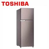 TOSHIBA 東芝 GR-T46TBZ(DS) 409L 變頻二門電冰箱