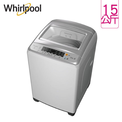 Whirlpool 惠而浦 WTWA15ED 15KG直立式洗衣機